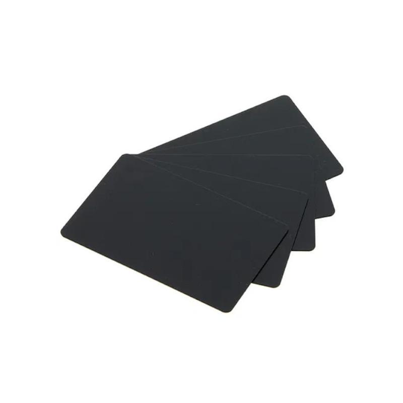 étiquettes de prix noir mat