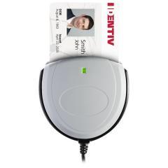 Lecteur de cartes à puce Identiv SCR3310 v2