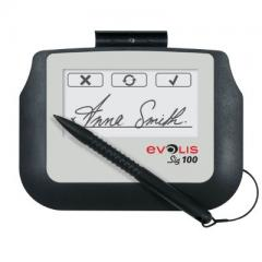 Tablette de signature Evolis Sig100
