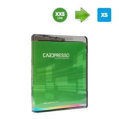 Mise à jour Cardpresso XXS Lite vers XS
