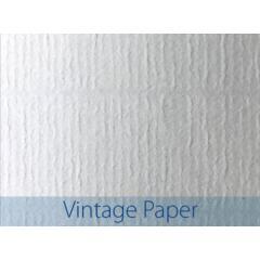 Etiquettes DTM 102 x 76 mm papier vintage eco