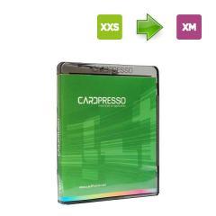Mise à jour Cardpresso XXS vers XM