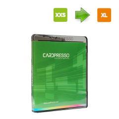 Mise à jour Cardpresso XXS vers XL