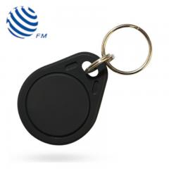 Porte-clés RFID compatible Mifare classic 1K noir
