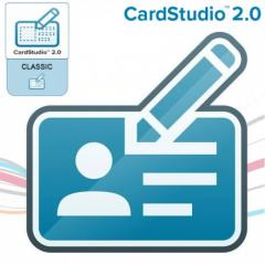 Logiciel Zebra CardStudio 2.0 Classic