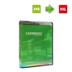Mise à jour Cardpresso XXS vers XXL