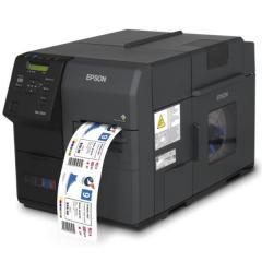 Epson ColorWorks C7500 - Imprimante étiquettes industrielle couleur