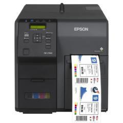 Epson ColorWorks C7500G - Imprimante étiquettes industrielle couleur