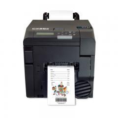 Imprimante étiquettes couleur DTM CX86e