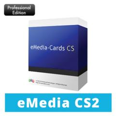 Logiciel badges eMedia Card Designer PRO Edition CS