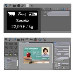 Logiciel badges eMedia Card Designer PRO Edition CS2