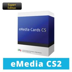 Logiciel badges eMedia Card Designer Expert Edition CS2