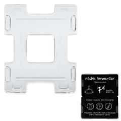Porte double cartes Evolis Edikio AC000010