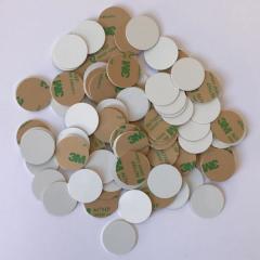 Étiquettes, stickers PVC autocollantes RFID Mifare 1k NXP