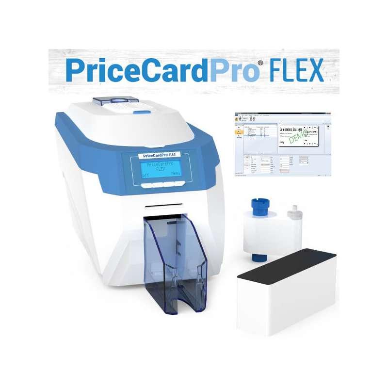 Bundle Magicard PriceCardPro Flex