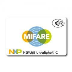 Cartes MIFARE NXP Ultralight® C