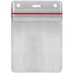 Porte badge hermétique 105 x 148 mm