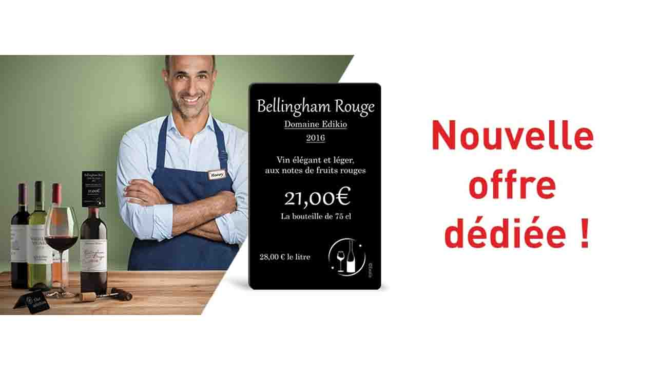 Porte-étiquettes pour professionnels du vin | EDIKIO Price Tag / Guest