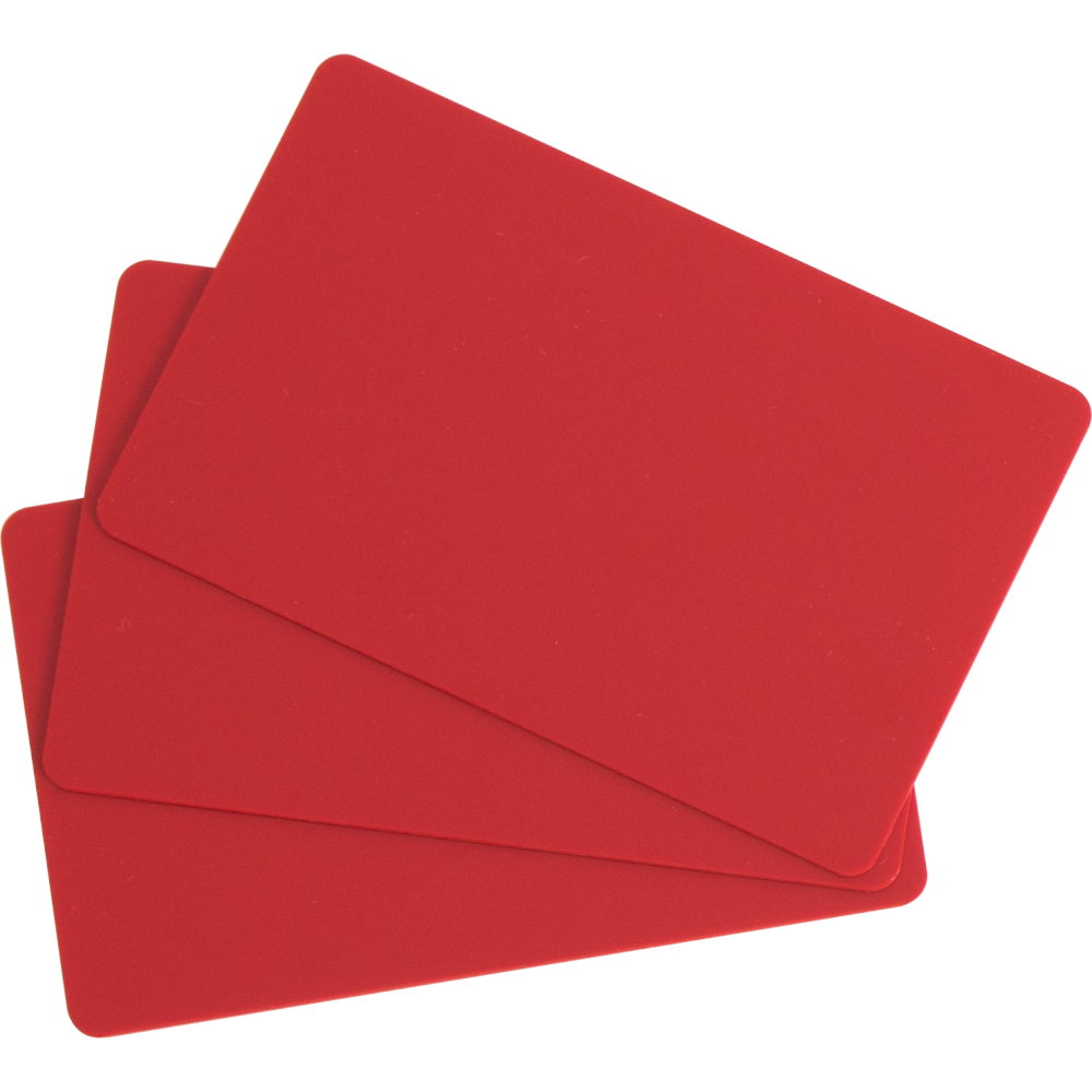 photo cartes rouges